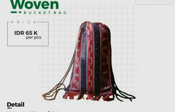 Woven Bucketbag IAAS