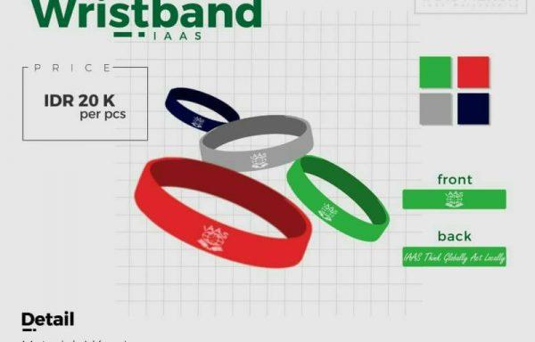 Wristband IAAS