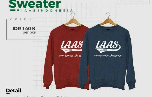 IAAS Sweater