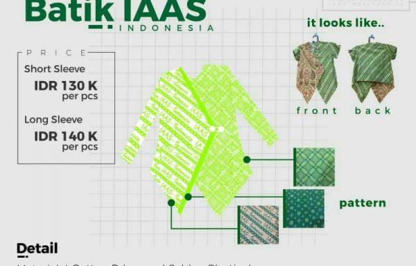 Batik Wanita IAAS