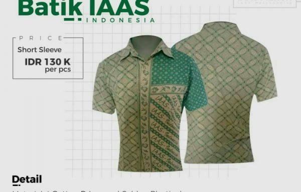 Batik Pria IAAS
